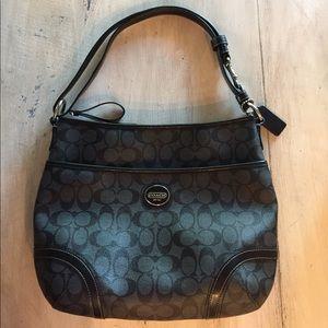 Coach purse new condition