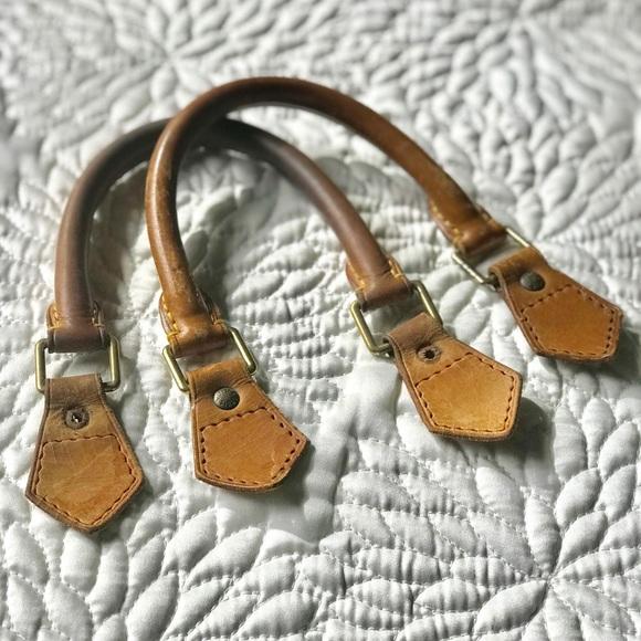 6447b1399c15d Louis Vuitton Handbags - Authentic vintage Louis Vuitton speedy handles