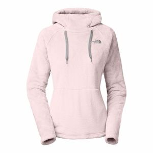 The North Face Ballarine Hoodie in Purdy Pink XL