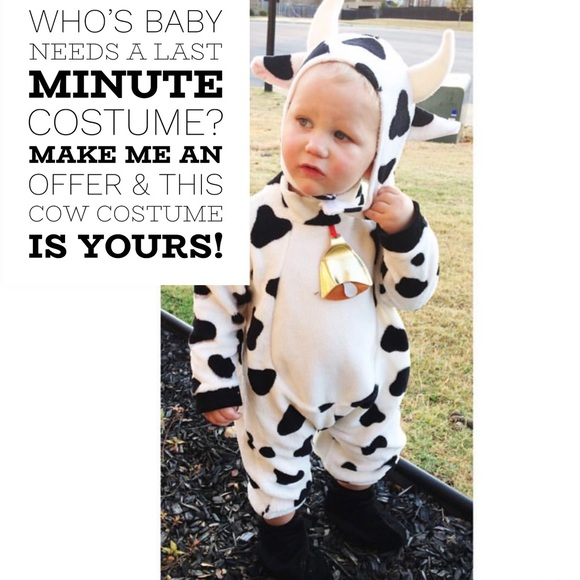 Halloween Cow costume  sc 1 st  Poshmark & Costumes | Halloween Cow Costume | Poshmark