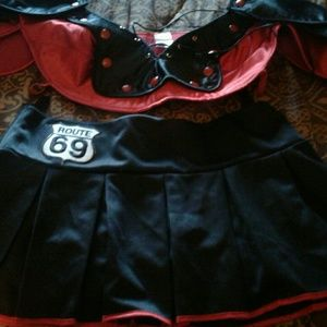 CHEER LEADER /FANTASY COSTUME