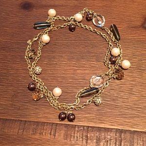 Stella & Dot Bridgette Bauble Necklace