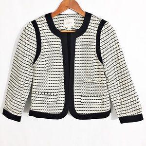 LOFT cropped blazer