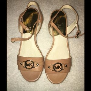 New in box Michael Kors sandals