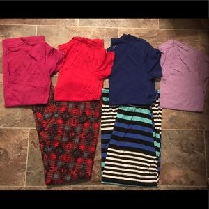 💝INSTANT BUNDLE! Set of 4 Arizona Ts. Size M.