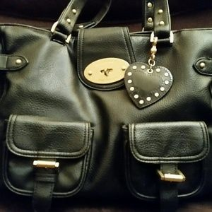 Mulberry for Target faux leather bag