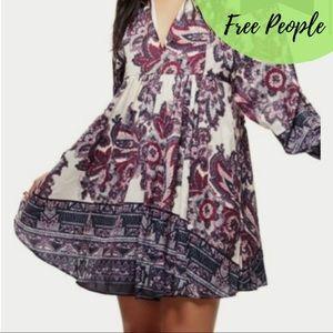 Free People 'Say You Love Me' minidress