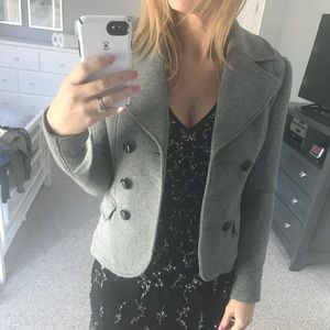 H&M Fitted Pea Coat
