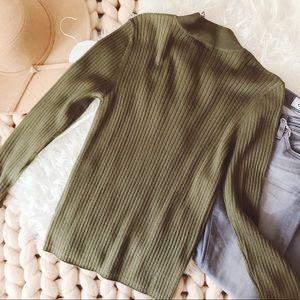"""Anthropologie Sweaters - ᴀʟᴇxᴀ ᴄʜᴜɴɢ ғᴏʀ ᴀɢ """"ᴇɴɢʟᴀɴᴅ"""" sᴡᴇᴀᴛᴇʀ"""