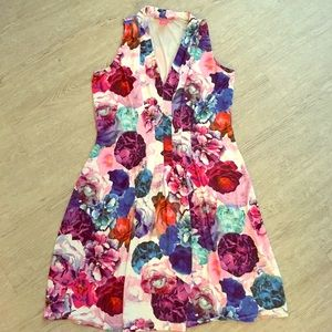 Catherine Malandrino Gorgeous Floral Dress
