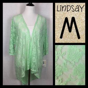 NWT LuLaRoe Lindsay Kimono - M