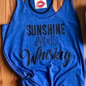 Sunshine and Whiskey Tank