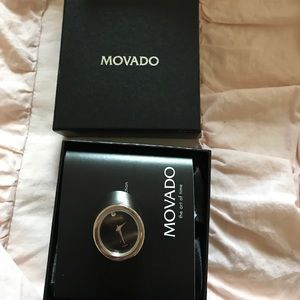 Movado Watch paper weight