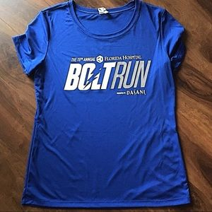 15th Annual Bolt Run Race Shirt