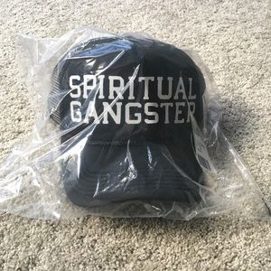 SPIRITUAL GANGSTER ORIGINAL CAP