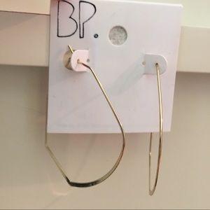 NORDSTROM BP Hoop Earrings