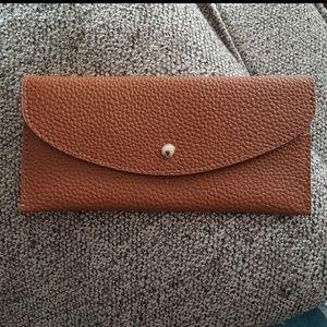 Bags - Cute brown wallet