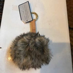New Pom Pom for keychain or purse