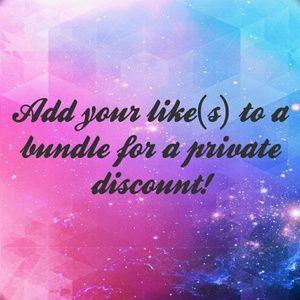 Private Discounts!