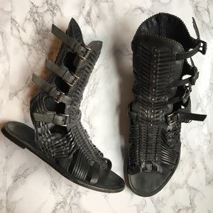 All Saints Gladiator Sandals