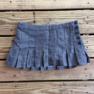 Gray H&M Skirt