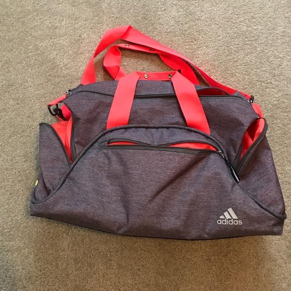 adidas Handbags - Adidas Women s Fearless Club Gym Bag 9e8920fe99
