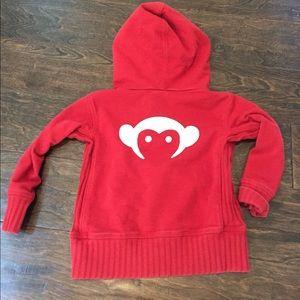 ☃Cozy Adorable Appaman hoodie