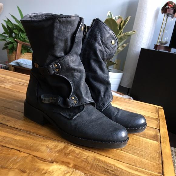 d028ec587175   SAM EDELMAN  Ridge  Moto Boot  . M 59ee11f07f0a0555900d6926