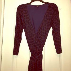 Gorgeous wrap dress ! EUC