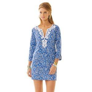Lilly Pulitzer Julianna Embroidered Tunic Dress