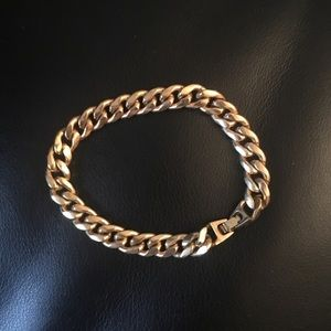 "Other - 9"" Gold Plated Bracelet"