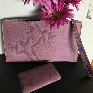 Aimee Kestenberg Wristlet with Charger