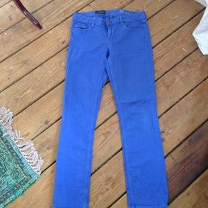 J.Crew like new matchstick jeans 29