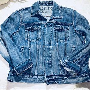 GAP Oversized Jean Jacket