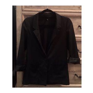 H&M | classic black blazer