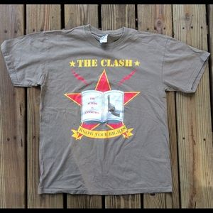 Other - The Clash Tee