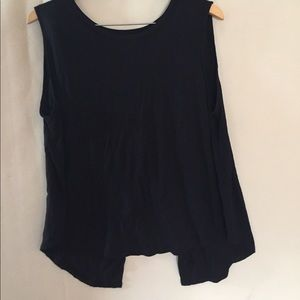 Old navy envelope back tank top