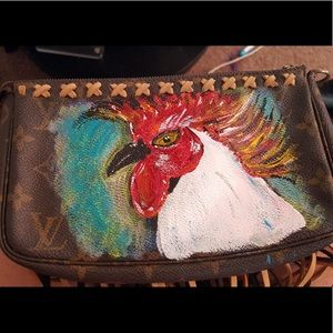 💯 authentic Yes I am a Cock Crossbody