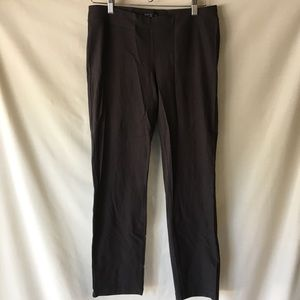 Size S Eileen Fisher Stretch Crepe Pant