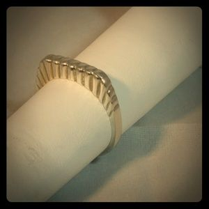 Vintage Sterling Silver Fashion Ring