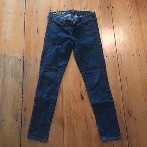 J.crew toothpick stretch jeans