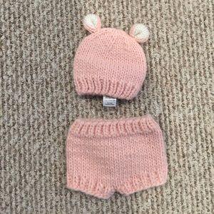 Other - Crochet 2 piece baby bear