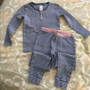 Mini Boden johnnie b pajamas