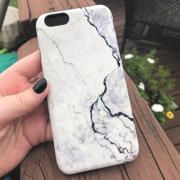 online store a4ce8 8abe1 ✨SALE✨ iPhone 6s Marble Tough Snap Case