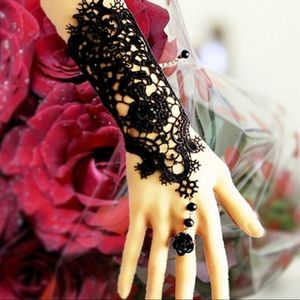 """Jewelry - Vintage Gothic Style """"Bracelet with ring"""""""