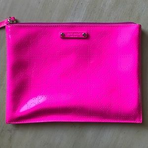 Adorable Kate Spade clutch/large pouch!