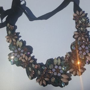 NEW never worn J.Crew statement necklace
