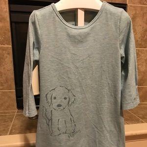 Girls American girl nightgown size 6