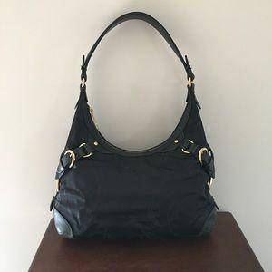 Ralph Lauren Black Hobo Bag