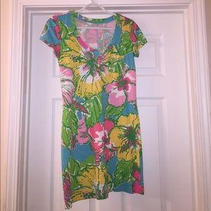 Lily Pulitzer flower dress